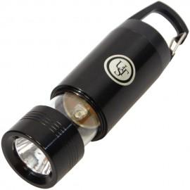 Mini torcia UST Klipp Slide Light Black