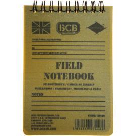 Block Notes Impermeabile Bushcraft Waterproof Field Notebook
