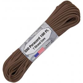 Parachute Cord Brown