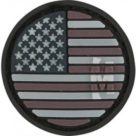 USA Flag Micropatch Glow