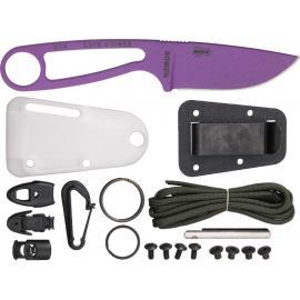 Coltello ESEE Izula Purple with Kit