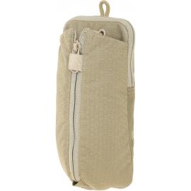 Expandable Bottle Pouch Tan