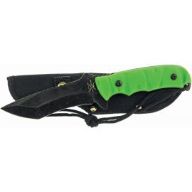 Coltello Frost Cutlery Tac Xtreme Fixed Blade lime green