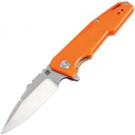 Predator Linerlock Orange D2
