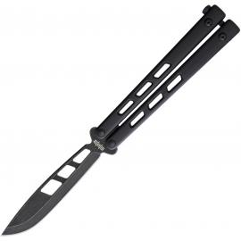BlackCELL Balisong Acid SW
