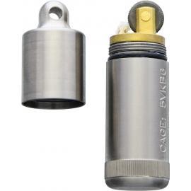 Peanut XL Lighter Titanium