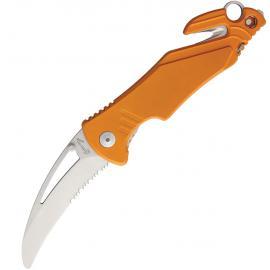 Rescue Linerlock Orange