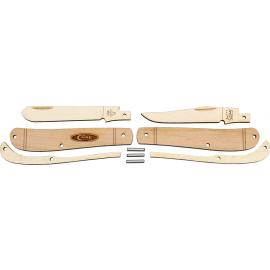 Coltello Case Wooden Knife Kit