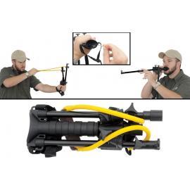 Blow Dart/Slingshot Combo