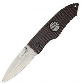Coltello Hoffner Knives Liner lock Corona Maduro