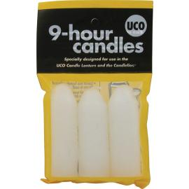 Candele UCO 9-Hour Candles.