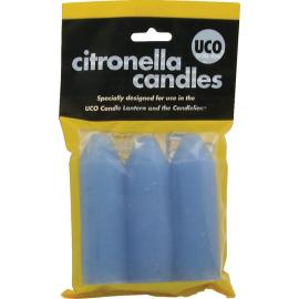 Candele UCO 9 Hour Citronella Candles.