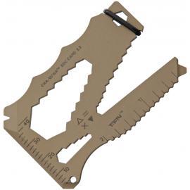 CHA/O/HA,Multi-Tools,Edizione speciale carta EDC