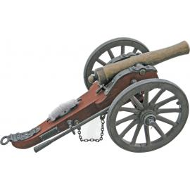 Confederate Cannon Replica