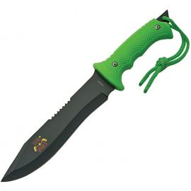 Bowie  Green Handle