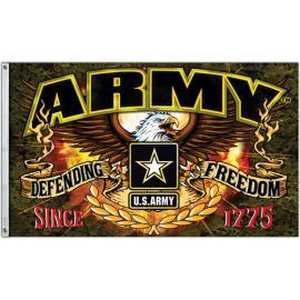 Flag US Army
