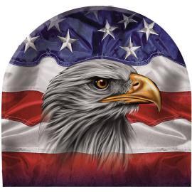 Beanie patriottica