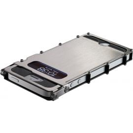 Custodia iPhone 5/5S CRKT iNoxCase Stainless - 360 Lid
