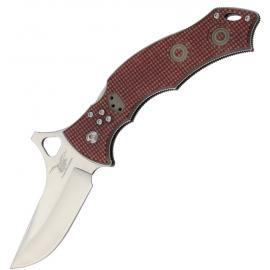 LLC Bowie Standard Red Check
