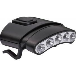 Tilt 5 LED Hat Clip Light