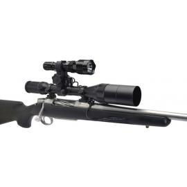 Torcia LED con supporto da fucile American Hunter