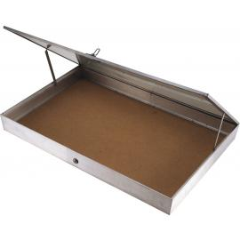 Espositore Display Aluminum Display Case.