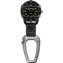 Phase III Clip Watch Black