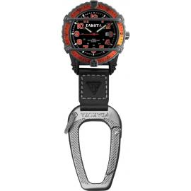 Orologio Dakota Phase III Clip Watch Black