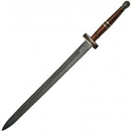 Imperial Damascus Sword