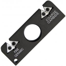 Affilatrice in ceramica e carburo