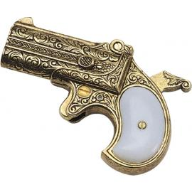 1866 Double Barrel Derringer