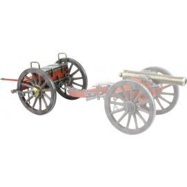 Cannone in miniatura Replica Denix Civil War Miniature