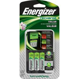 Energizer CHVCMWB-4 Batteria caricabatterie AA/AAA