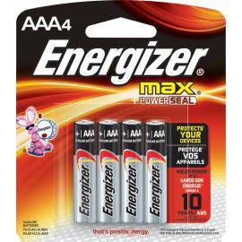 Energizer,Nuovi Articoli,4-Max AAA batteria