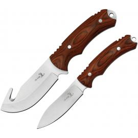 Set di coltelli da caccia
