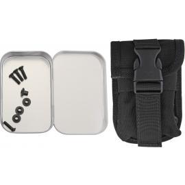 ESEE,Borse Equipaggiamento tattico e accessori,Bustina porta accessori nero